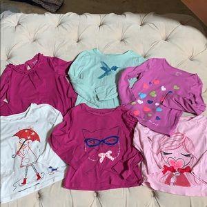 Gap girls shirts